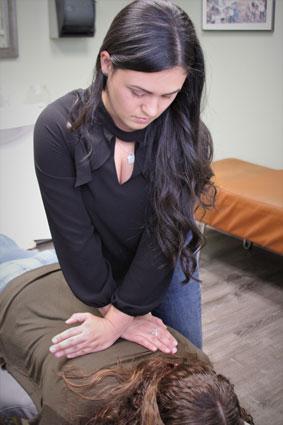 Astrid Baldrich - Chiropractor