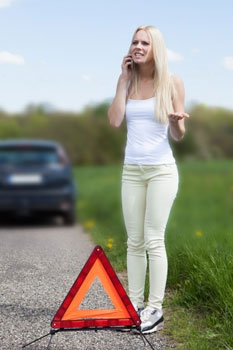 Woman-after-car-accident