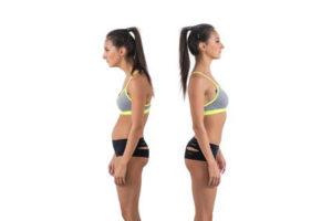 Bad and Good Posture